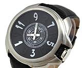 コグ COGU 腕時計 ジャンピングモデル 自動巻き 革バンド JHR BK ブラック