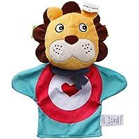 ychoice面白いFinger Puppets Toy Finger Puppets柔らかい布動物人形手おもちゃぬいぐるみおもちゃfor赤ちゃんキッド