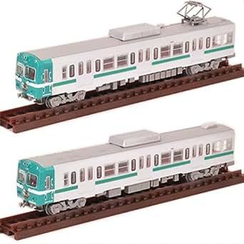 鉄道コレクション 第21弾【開封販売】岳南電車 8000型 (2両セット) モハ8001+クハ8101