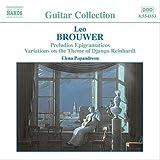 ブローウェル:ギター音楽作品集 2
