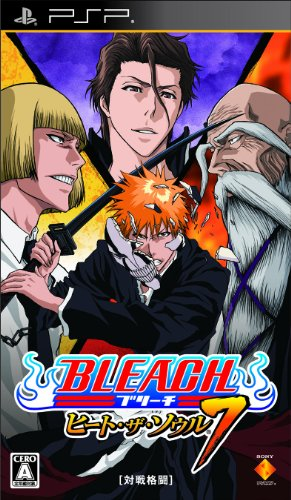 BLEACH ~ヒート・ザ・ソウル7~ - PSP