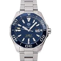 [タグホイヤー] TAG HEUER 腕時計 アクアレーサー キャリバー5 43ミリ ブルー WAY201B.BA0927 メンズ 新品 [並行輸入品]