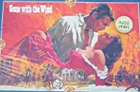 Gone With The Wind Jigsaw Puzzle by F.X. SCHMID [並行輸入品]