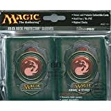 Ultra Pro (80 Count) Red Mana Symbol Deck Protector Sleeves - Magic the Gathering