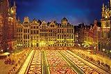 めざせ!パズルの達人 1000ピース ブリュッセルのグラン プラス ベルギー 11-323