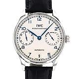 IWC ポルトギーゼ オートマティック 7デイズ IW500705 中古 腕時計 メンズ (W183409) [並行輸入品]