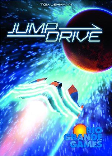 レース・フォー・ザ・ギャラクシー ジャンプドライブ (Race for the Galaxy: Jump Drive) カードゲーム