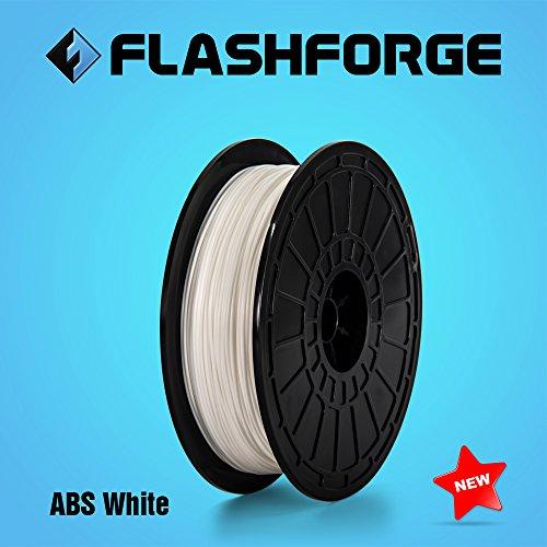 FLASHFORGE フィラメント ABS 600g ホワイト ABS-F01