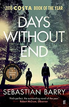 Days Without End by [Barry, Sebastian]