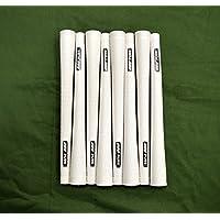 8 Pure Proゴルフグリップ – Midsize – ホワイト – Includes Bramptonグリップキット