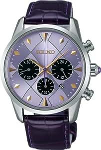 [セイコーウォッチ]SEIKO WATCH 腕時計 SPIRIT SMART スピリットスマート ジョジョの奇妙な冒険コラボレーション限定モデル FUGO ソーラー サファイアガラス 日常生活用強化防水 (10気圧) 【数量限定】 SBPY105 メンズ
