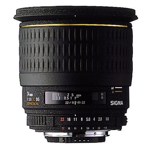 SIGMA 単焦点広角レンズ 24mm F1.8 EX DG ASPHERICAL MACRO ペンタックス用 フルサイズ対応