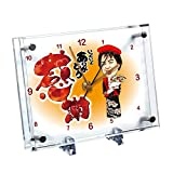 還暦祝いのプレゼント 似顔絵時計 小サイズ N-17
