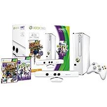 Xbox 360 4GB + Kinect スペシャル エディション (ピュア ホワイト)【メーカー生産終了】