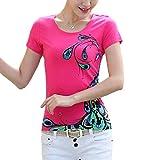 【Wild Cats】 レディース シャツ tシャツ 半袖 夏 xl 大きいサイズ おしゃれ トップス かわいい ロゴ 柄 ホワイト エコバッグ付き