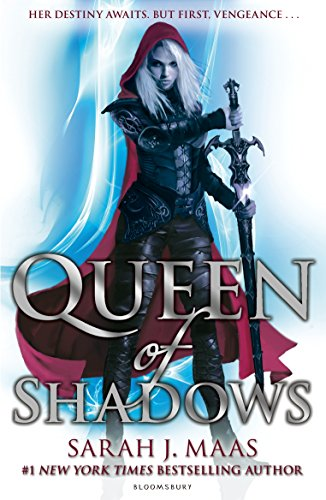 Queen Of Shadows Throne Glass By Maas Sarah J