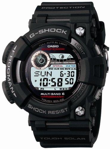 [カシオ]CASIO 腕時計 G-SHOCK フロッグマン世界6局対応電波ソーラー GWF-1000-1JF メンズ