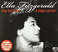 Sings The Porter, Rodgers & Hart Songbooks by Ella Fitzgerald (2008-08-10)