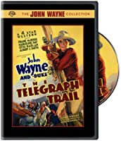 The Telegraph Trail [並行輸入品]