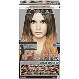 L'Oreal Feria Wild Ombre Hair Color, O60 Medium to Dark Brown by L'Oreal Paris Hair Color [並行輸入品]