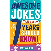 Awesome Jokes That Every 7 Year Old Should Know! (3)