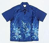 【FOR ANDRADE HONOLULU】 古着ヴィンテージ・アロハシャツ Mサイズ  やや難あり値下げ