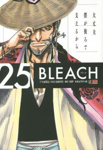 BLEACH 25 千年血戦篇6 双肩 (SHUEISHA JUMP REMIX)