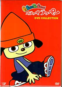 PARAPPA THE RAPPER TV ANIMATION DVDコレクション