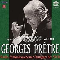 SSS0203 ブルックナー:交響曲第4番「ロマンティック」 ジョルジュ・プレートル(指揮)シュトゥットガルト放送交響楽団