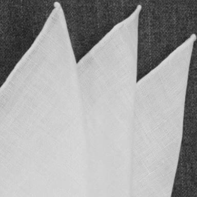 Mungai E7 Linen 35cm: White