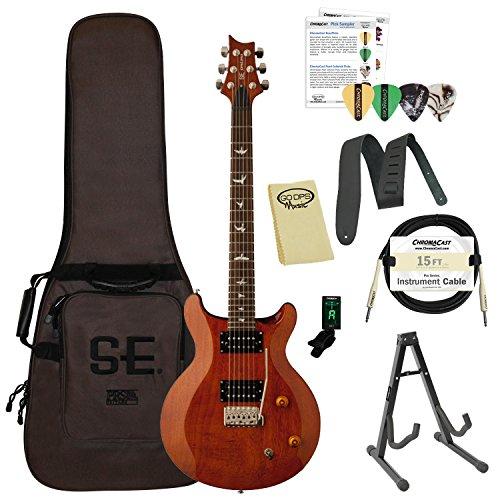 Paul Reed Smith ポールリードスミス Guitars STCSFT-Kit01 SE Santana スタンダード Faded Tortoise Shell エレキギター エレキギター エレクトリックギター (並行輸入)