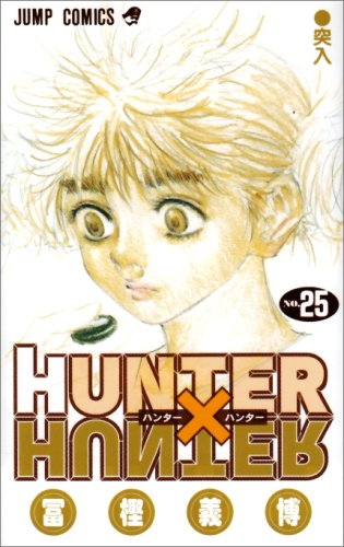 HUNTER×HUNTER NO.25