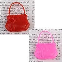 【ノーブランド品】ドール用 人形用 バッグ ハンドバッグ 財布 豪華 ランダムな色