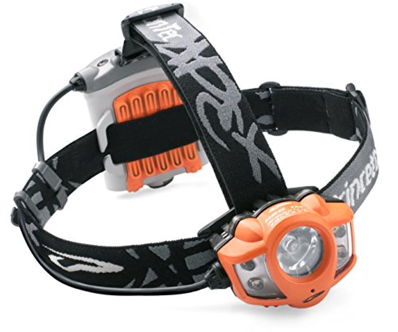 流必要愛するApex Headlamp, Orange, 275 lm, w/White LEDs.