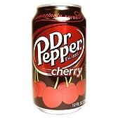 Dr Pepper ドクターペッパー チェリー 355ml×12缶