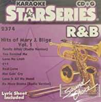 Karaoke: Hits of Mary J Blige 1
