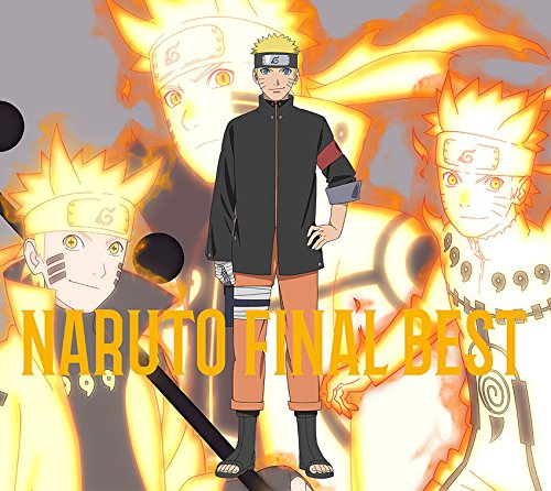 VA – NARUTO FINAL BEST [MP3 320 / CD] [2017.12.13]