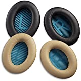 Replacement Ear Pads Cushions for Bose QuietComfort 2 (QC2) QuietComfort 15 (QC15) QuietComfort 25 (QC25) SoundLink AE2 AE2i