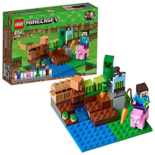 レゴ(LEGO) マインクラフト スイカ畑 21138...