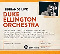 Bigbands Live: Duke Ellington Orchestra [輸入盤]