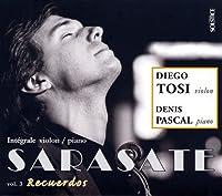 Sarasate: Integrale Vol. 3