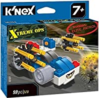 K'Nex Xtreme Ops? Mission: Elite Patrol? [並行輸入品]