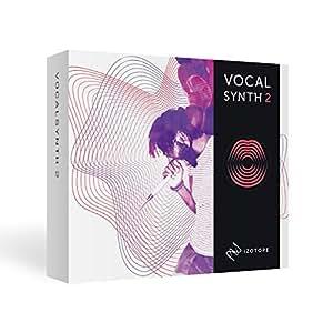 iZotope VocalSynth2 マルチエフェクトプラグイン 【ダウンロード版】 アイゾトープ