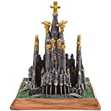 XIAORAN Home Decoration Sculpture/Statue, World Famous Building Model, Spain - Sagrada Familia Cathedral, Modern Home Living Room Decoration, Figurine, Tourist Souvenir