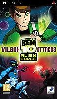 Ben 10 Alien Force: Vilgax Attacks (PSP) [UK IMPORT] 【You&Me】 [並行輸入品]