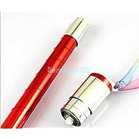 プラスチックが現れている杖 - 赤 Plastic Appearing Cane-Red -- / シルク&ケインマジック
