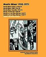 Morris Minor 1952-71 Owners Workshop Manual (Autobooks)