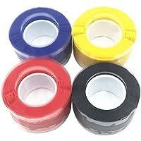 3M 5M 強力融着シリコーンテープ 補修テープ 防水性シリコーンテープ