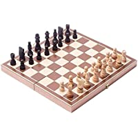 15' Standard Wooden Chess Set [並行輸入品]