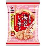 越後製菓 海老しお焼き 14g×4袋×6パック